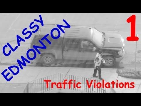 Classy Edmonton 1: Traffic Violations - YEGventures