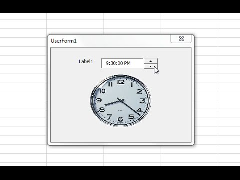 Countdown Timer in VBA - Demo - Countdown Timer In Excel