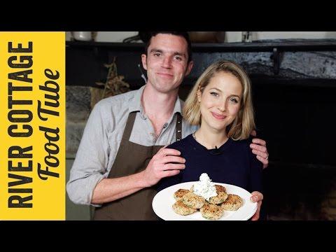 Asian Mackerel Fish Cakes   Tess Ward & Gill Meller