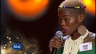 Solo: Viggy Qwabe – 'Noba Ngumama' – Idols SA | Theatre Week | Mzansi Magic