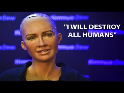SCARIEST Things Said By AI Robots!