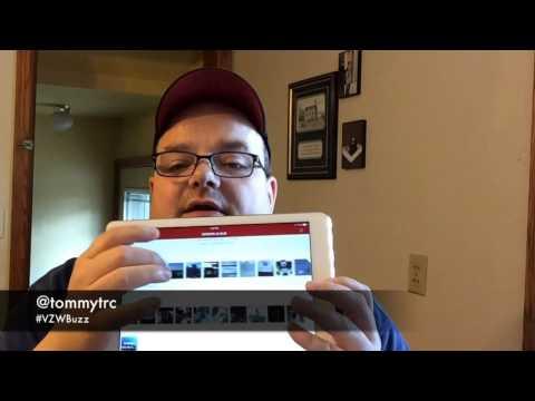 TommyLog TECH  - Backing Up with Verizon Cloud #vzwbuzz