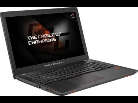 Asus ROG Core i5 7th Gen Price, Features, Review