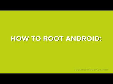 How To Root Samsung Galaxy S5 sm g900t