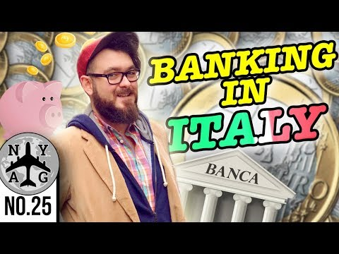 How to Open an Italian Bank Account (Overview)