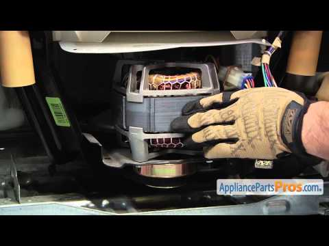 Washer Drive Belt (part #WH1X2026) - How To Replace