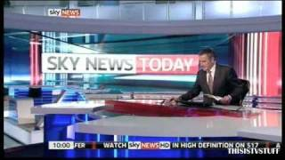 Sky News Today - 13/09/2010