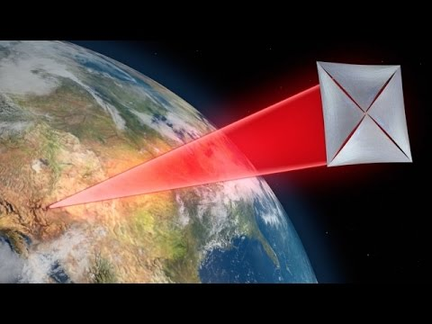 Want To Visit A Distant Star? Hitch A Ride On A Space Laser - Newsy
