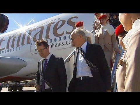 Qantas hopes for turnaround with Emirates alliance