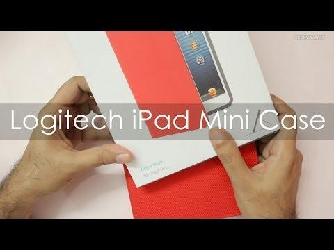Logitech Folio Mini Case for iPad Mini Review