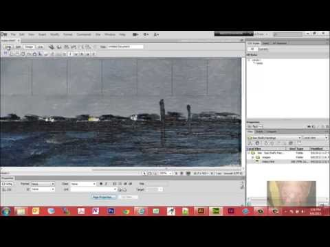 Add a Background Image to Web Page in Dreamweaver CS6