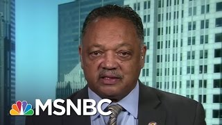 Rev. Jesse Jackson On FB Live Attack: 'It's Unacceptable' | MSNBC