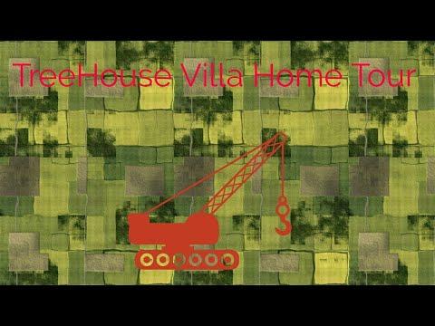 Treehouse Villa Room Tour