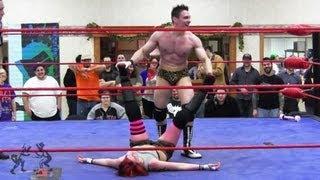 Beyond Wrestling [Free Match] Addy Starr vs. Stan Stylez -
