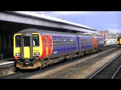 Trains At Nottingham !