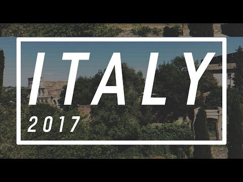 ITALY // Rome & Naples 2017