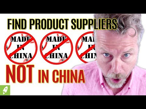 HOW TO FIND PRODUCT SUPPLIERS FOR AMAZON AUSTRALIA NOT IN CHINA