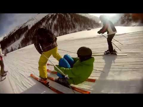 GoPro HD Skiing at its best!