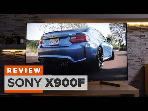 Sony X900F review