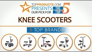 Best Knee Scooter Reviews 2017 – How to Choose the Best Knee Scooter