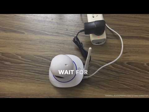Yoosee APP Home WiFi CCTV IP Camera How to connect by