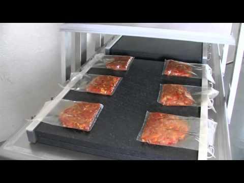 Henkovac Vacuum Packaging Machine E Range Heavy Duty