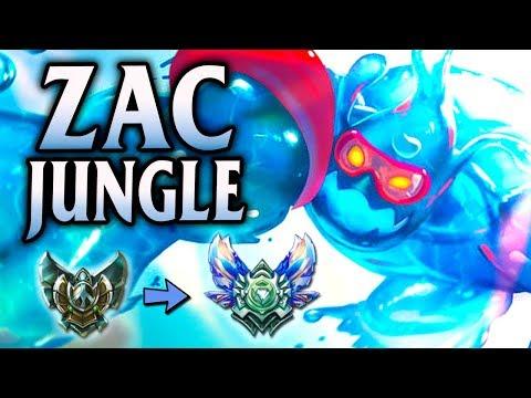How To Build Zac Jg