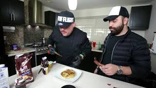 Cocinando con el Muerto Ep6.- Slobotzky - Papa al horno y hot cakes.