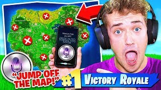 I LET SIRI DECIDE WHAT I DO IN FORTNITE.. (Do NOT Try) - Fortnite Challenge