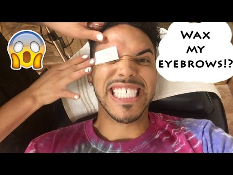 Mens Eyebrow Tutorial (For Thick Bushy Eyebrows)