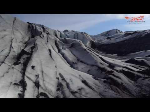 Arcanum Glacier Walk tour in South Iceland