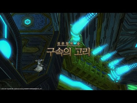 FFXIV (Patch  3.38) Second coil of bahamut Turn 2 SCH solo Kill // 대미궁바하무트 : 침공편 2층 학자 1인클리어