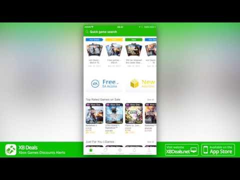 XB Deals - Xbox Games Price Alerts
