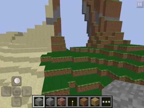 Minecraft - Pocket Edition iOS Android  v0.7.3