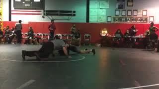 Wrestling- Brooks vs Humphries 12/19/17