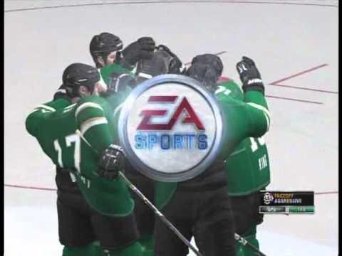 NHL 11 EASHL Highlights 2
