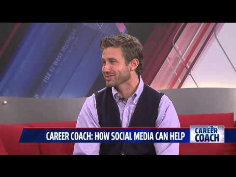Career Coach on Fox 17 - Finding a Job with Social Media