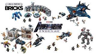 Download Lego Avengers Endgame Compilation of All Sets Video