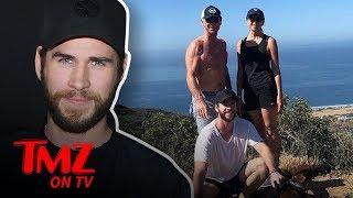 Liam & Chris Hemsworth Have A Hot Dad! | TMZ TV