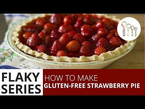 How to Make Gluten-Free Strawberry Pie