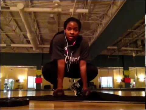 Organic breast reduction ( chest and back exercises) modified push-ups