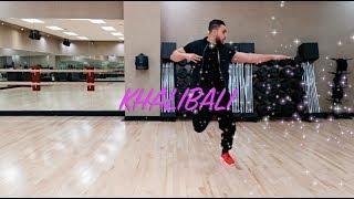 KHALIBALI | PADMAAVAT | RANVEER SINGH | SILMAN SALEEM | DANCE COVER