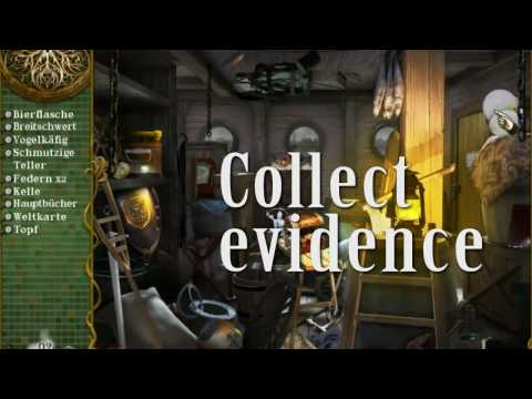 The lost cases of 221B Baker Str. game trailer