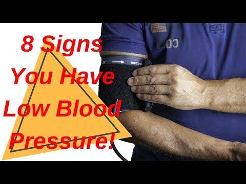 8 Signs You Have Low Blood Pressure! || Health Tips and Service.
