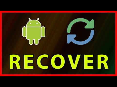 How to recover deleted videos and photos on Android
