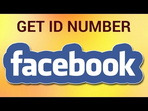 How to Get Someone's Facebook id Number