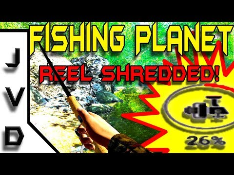Fishing Planet | Ep 13 | Unique Gar SHREDS My Reel | Catch Longnose Gar | North Carolina