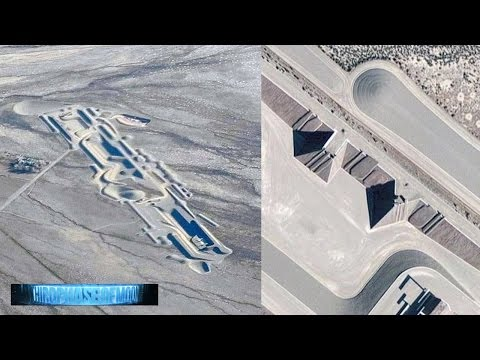 BIGTIME!! NEW AREA 51 DISCOVERED!? President ORDERS Restricted Zone! UFO Landing Pad? 2016