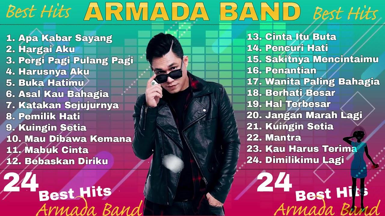Download Armada band  Full Album Terbaik  Lagu POP Indonesia Terpopuler Sepanjang Masa MP3 Gratis
