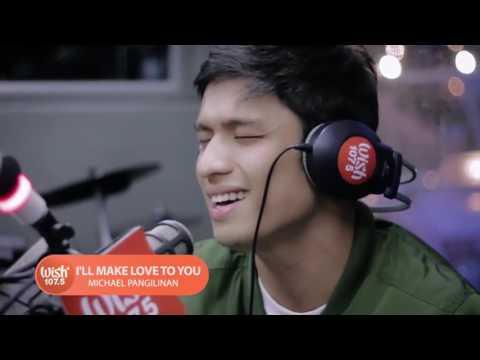Michael Pangilinan covers 'I'll Make Love to You' Boyz II Men LIVE on Wish 1075 Bus1